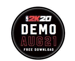 NBA2K20 Demo Logo