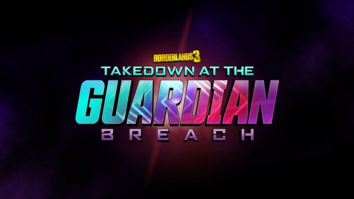 BL3 Guardian Takedown Logo
