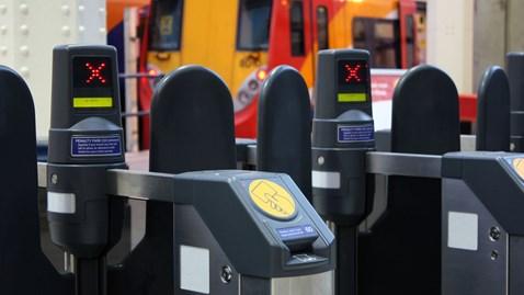 Waterloo Ticket Gates