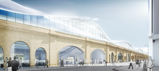 London bridge track and station contracts awarded for Design agency london bridge
