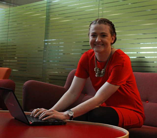 Could IT be a Milton Keynes girl? – Win first year's university fee in new Network Rail competition to encourage more women into technology sector: Sarah Jane Crawford, Network Rail IT Project manager