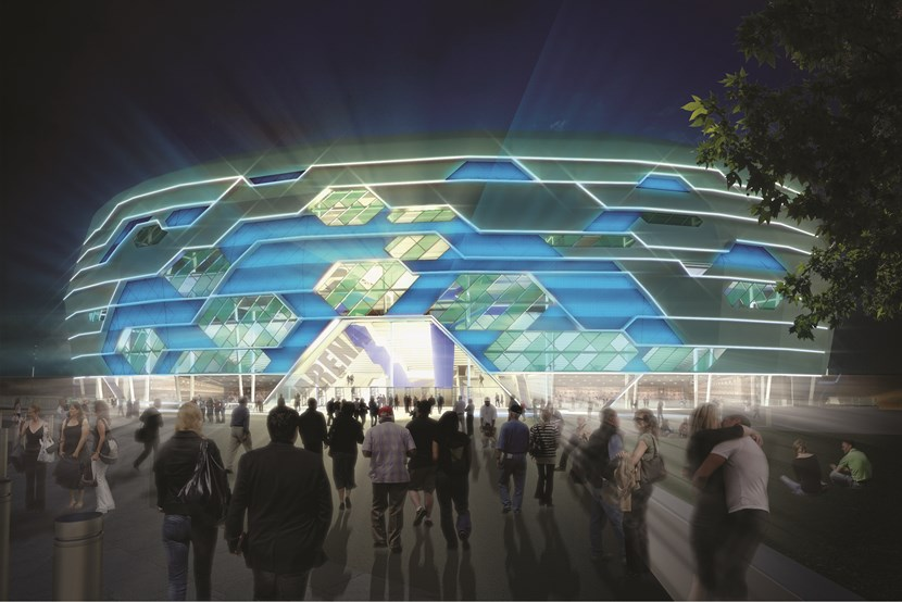 Leeds Apprentice Recruitment Fair set to headline first direct arena this Monday: arenanight.jpg