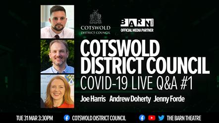Covid-19 Live Q&A 31.03.20