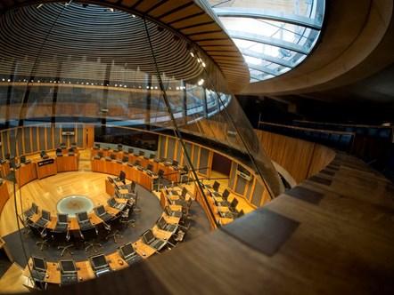 Siambr: Welsh Assembly Siambr, Senedd, Cardiff