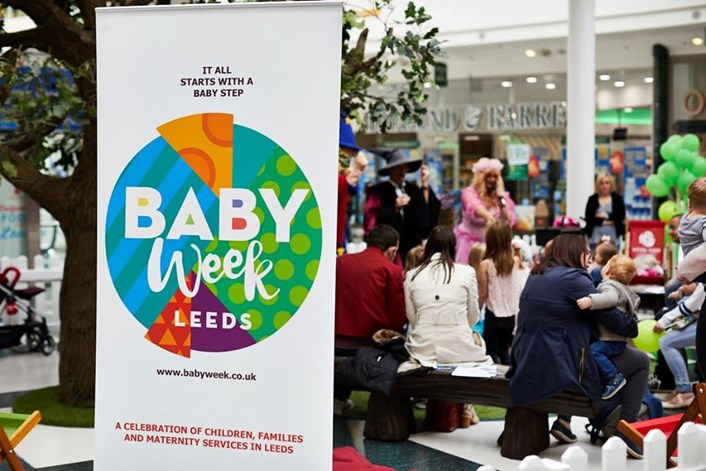 Baby Week Leeds 2020 spreads 'Stay Safe, Stay Connected' message as it celebrates 5 years: White Rose Build-a-bear celebration