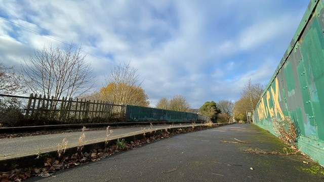 Passengers and road users to benefit from railway upgrades in Atherton: Shakerley Lane Bridge