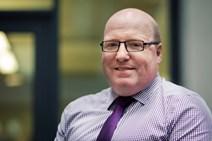 Scottish Enterprise chair Bob Keiller