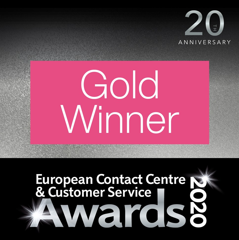 ECCCSA20 - Gold Winner