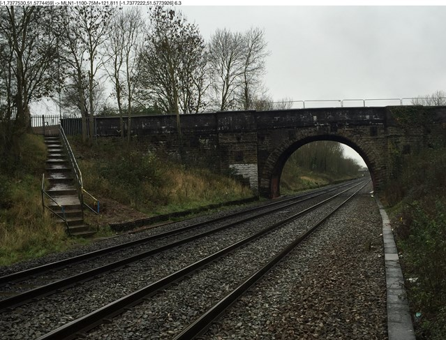 Swindon residents invited to drop-in event to find out more about railway upgrade work: Roman Road 2 (2)