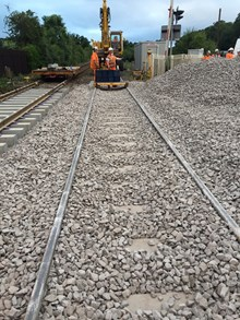 Upgrade to Onibury level crossing