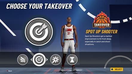 NBA 2K21 - CG Demo MyPLAYER Builder Takeover
