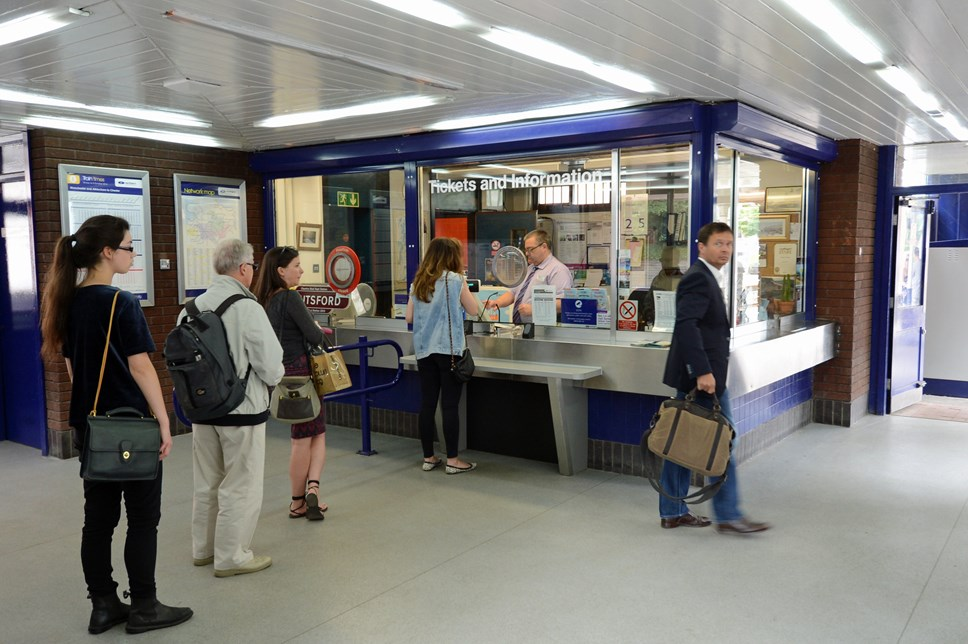 Ticket office (Knutsford)