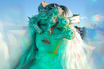 Image - Cryptic - Elisabeth Elektra. Credit Marina Fini