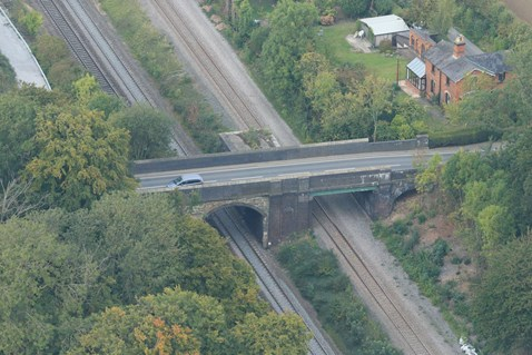 Reminder of road closure as major investment in railway in Northamptonshire continues-2