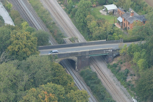 Reminder of road closure as major investment in railway in Northamptonshire continues: Reminder of road closure as major investment in railway in Northamptonshire continues-2
