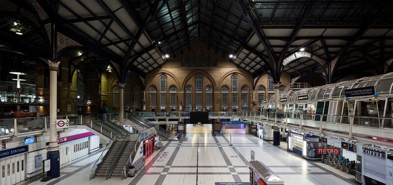Lighting the way at London Liverpool Street: LiverpoolSt-14 preview