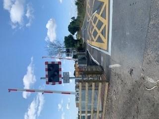levington level crossing