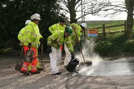 Moray roads surface dressing programme