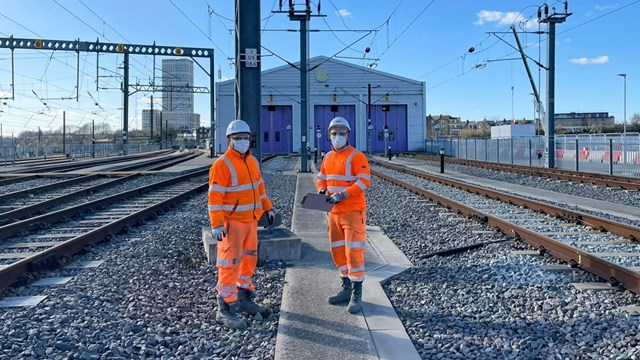 Network Rail clears Old Oak Common 'super-hub' station site: Formal handover of Heathrow Express depot to Network Rail