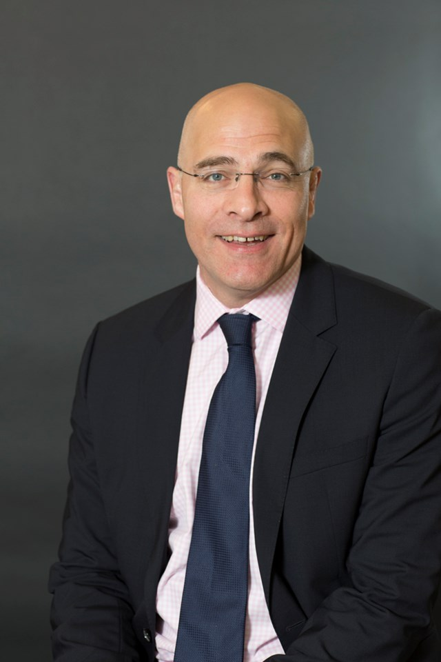 Paul McMahon, managing director for freight and national passenger operators