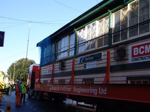Barnham Signal Box - The Journey