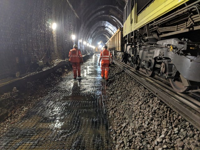 Sevenoaks Tunnel Refurbishment 2018 (10)