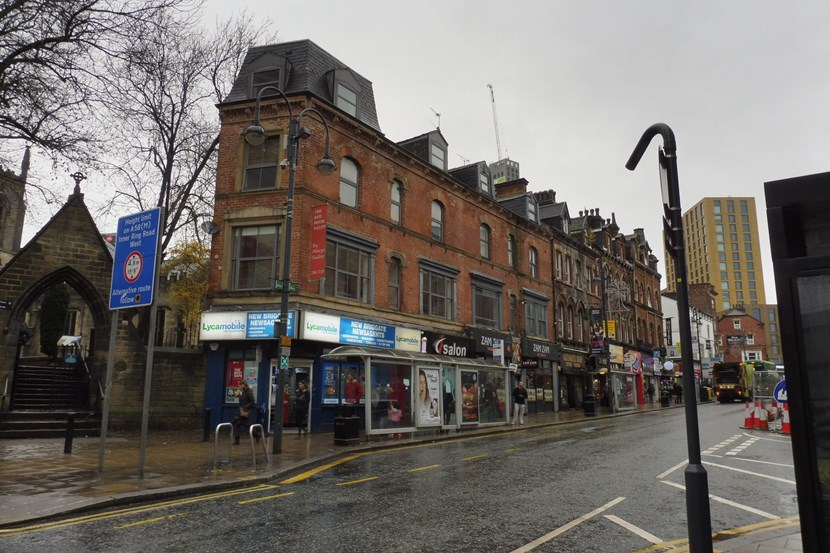 Major improvements on the way for historic New Briggate: 043