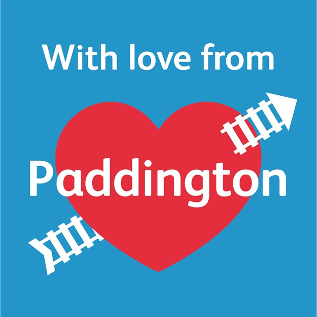 Love is in the air at Paddington: Love Paddington WLF KV