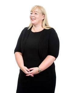 Carolyn Stewart: Managing Director, People