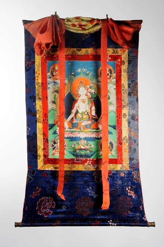 Buddhist monks attend captivating new display: leedm.f.2007.2.224aresized.jpg