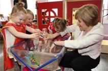 Child poverty strategy: Funding for child poverty - DFM Nicola Sturgeon