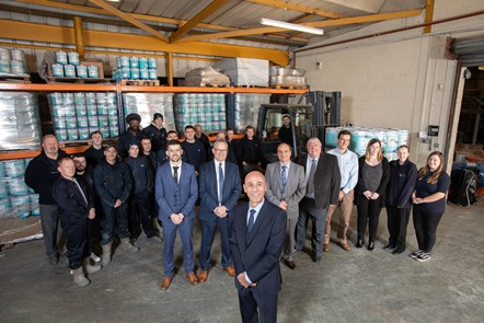 Specialist Coatings Company Becomes Employee Owned: Chemco-014