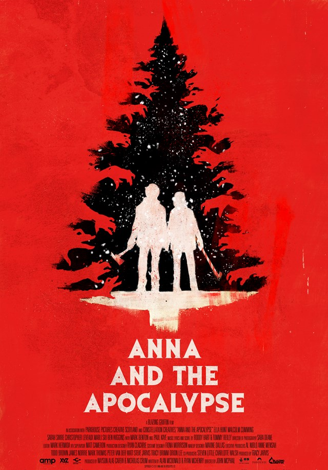 anna and the Apocalypse - poster