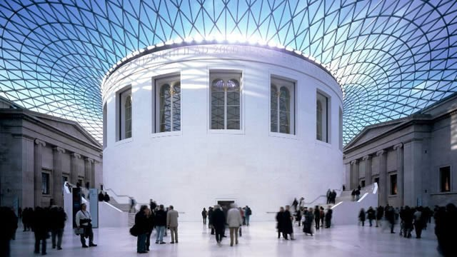 Three of London's most famous cultural institutions shine a spotlight on American art  : 3516-640x360-great_court_large.jpg