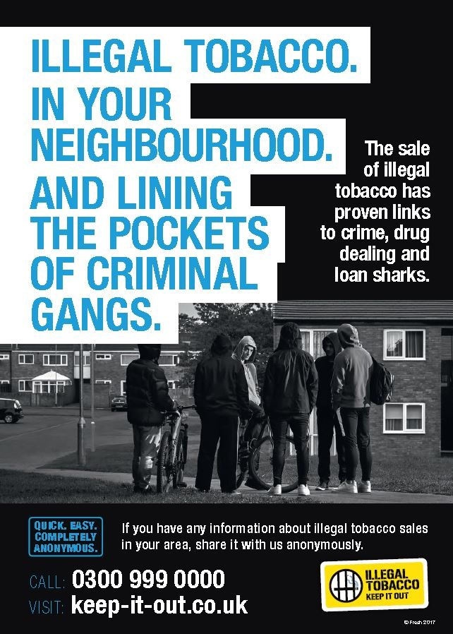 Keep it out and help Leeds smokers quit: keepitout2018gang.jpg