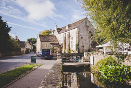 How Wales & West Utilities is reducing emissions and disruption: Bibury