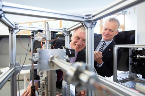 Grant to fast-track revolutionary laser work: M Square 2