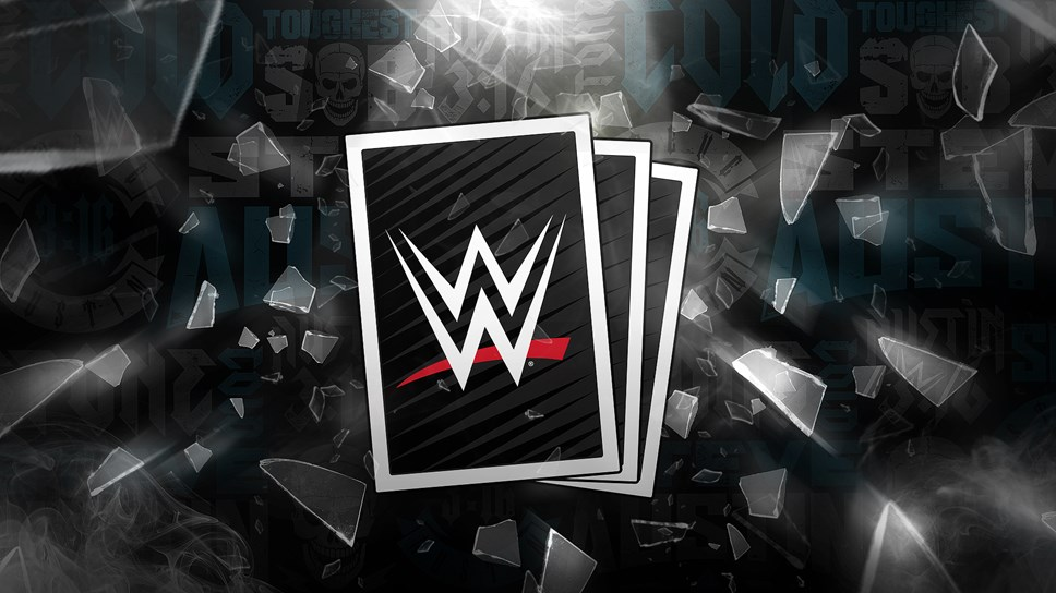 WWE SuperCard SCSA 25th Anniversary