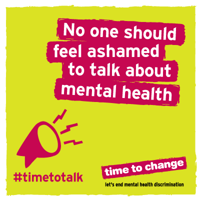 Funding for local Champions helping change how we think about mental health announced: no-one-should-feel-ashamed--1.png