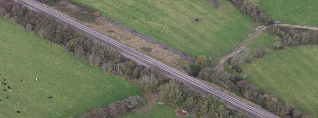 Residents invited to drop-in event ahead of Chiltern main line embankment upgrade: Blackthorn Piddington embankment work