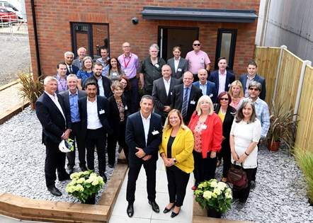 Magna Housing and Rollalong: Launch event for Magna Housing and Rollalong partnership