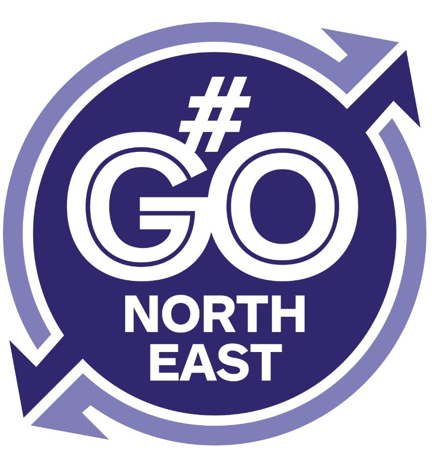 Gonortheast logo