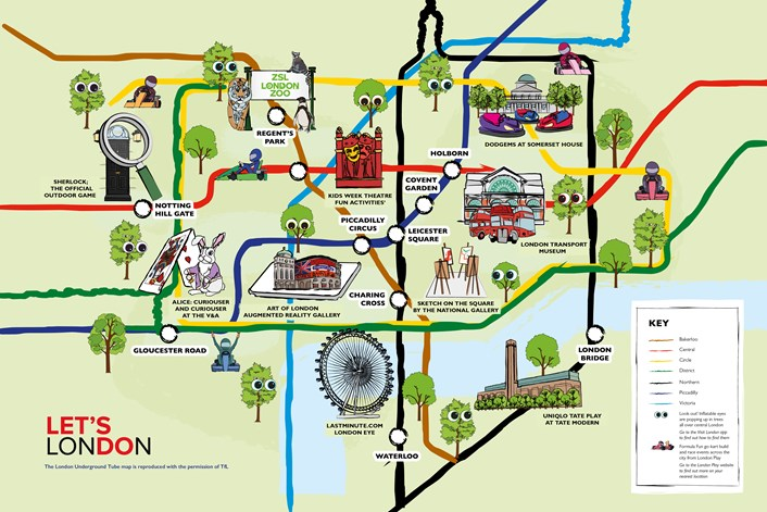 London Calling! Why the UK's families are heading away from the beach and into London this summer: MOP map illustration-final (1)