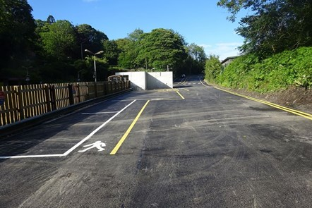 Disley Station Car Park (1)