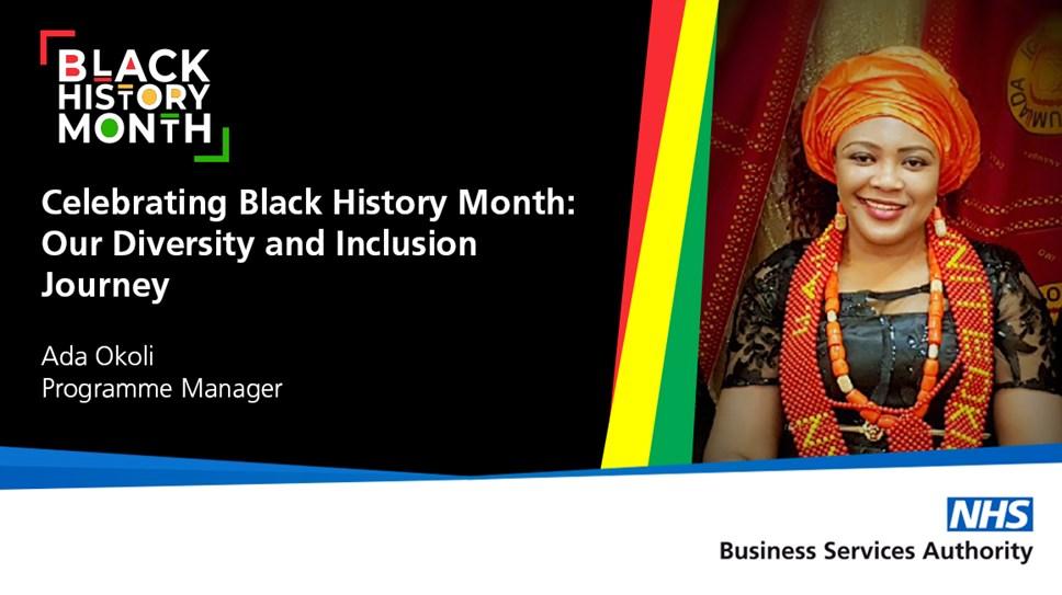 Black History Month - Portrait of Ada Okoli