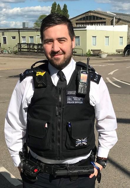 CJ (Metropolitan Police)