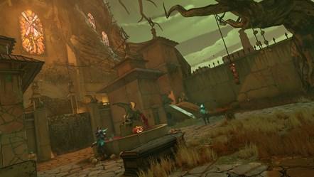 BL3 Bloody Harvest Environment 2
