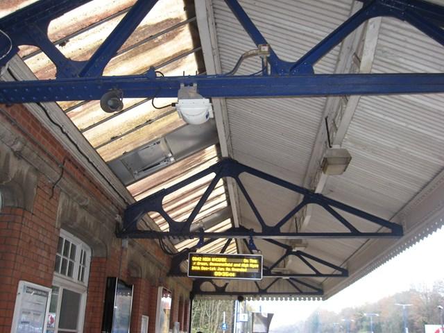 Gerrards Cross Platform 1 Canopy before (19)
