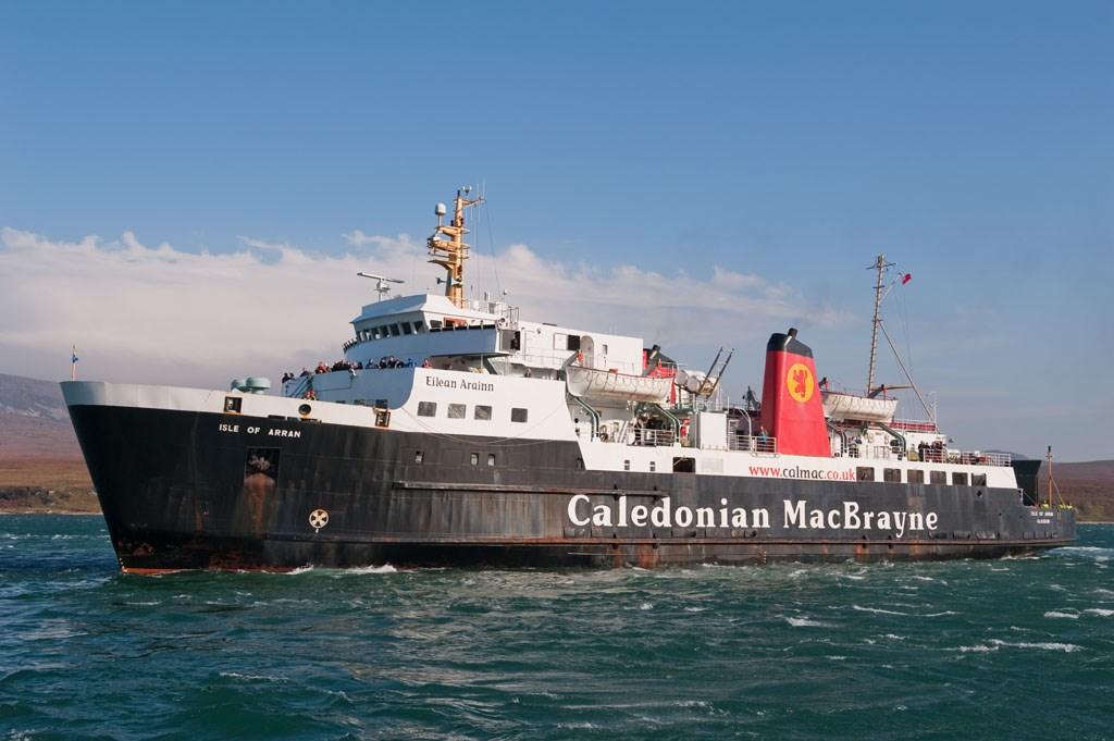 Ferry - Isle of Arran