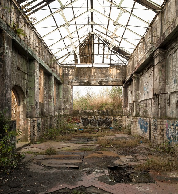 National focus needed to realise the opportunities of transforming derelict land, Taskforce says: -®Tom Manley SLC HighRes9